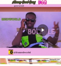 Bolanle cover by MEDWORLD