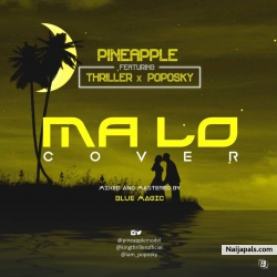 Malo ( Cover ) by Pineapple ft Thriller & Poposky