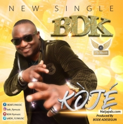 Ko Je [It Can't] by BDK