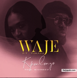 Kponlongo by Waje ft. Timaya