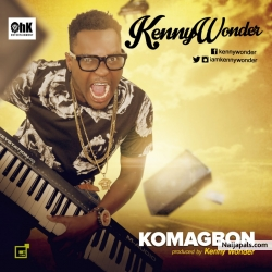 komagbon by Kenny Wonder