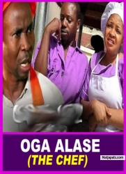 OGA ALASE (THE CHEF)