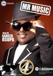 MR MUSIC 3 by KING SAHEED OSUPA