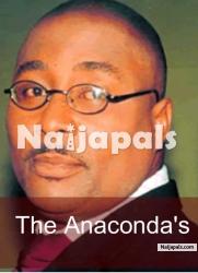 The Anaconda&#039 S 2