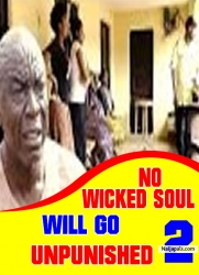 NO WICKED SOUL WILL GO UNPUNISHED 2