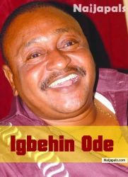 Igbehin Ode