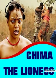 CHIMA THE LIONESS