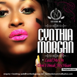 Lead Me On by Cynthia Morgan
