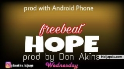 freebeat_hope_prod by Don Akins by Don Akins