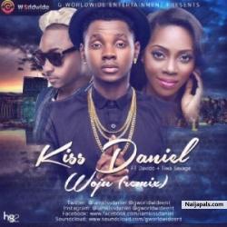 Woju Remix by Kiss Daniel ft. Davido x Tiwa Savage