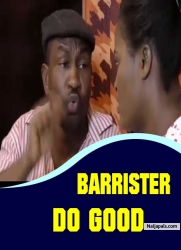 BARRISTER DO GOOD
