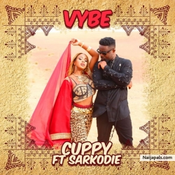 Vybe by Dj Cuppy ft. Sarkodie