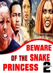 BEWARE OF THE SNAKE PRINCESS 2