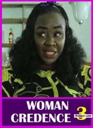 WOMAN CREDENCE 3