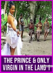 The Prince & Only Virgin In The Land 1