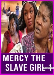 MERCY THE SLAVE GIRL 1