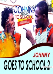 JOHNNY GOES TO SCHOOL 2