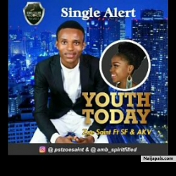 Youth Today by Pst Zoe Saint
