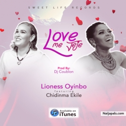 Love Me Jeje by  Lioness  Featuring Chidinma