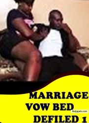 Marriage Vow bed defiled 1