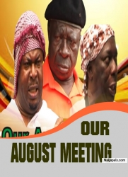 OUR AUGUST MEETING