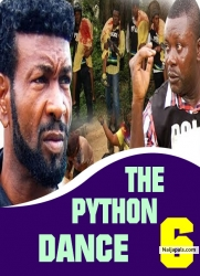 THE PYTHON DANCE 6