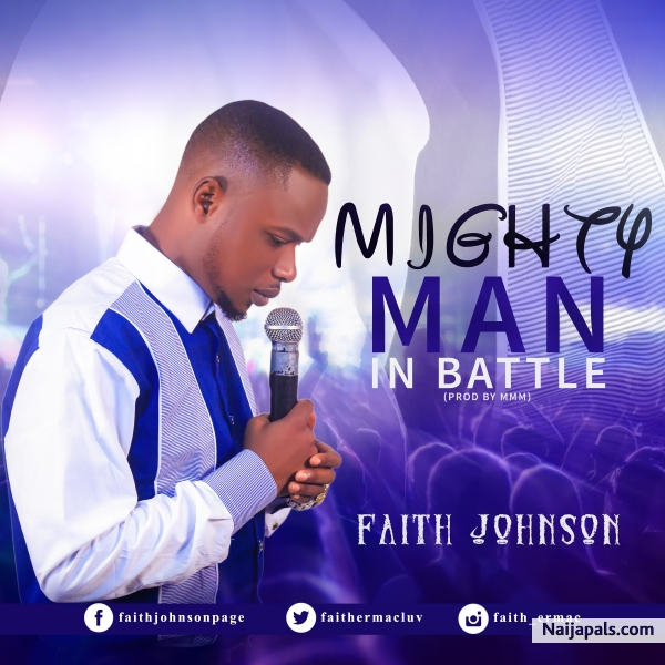 Mighty Man In Battle(AUDIO + LYRICS VIDEO)