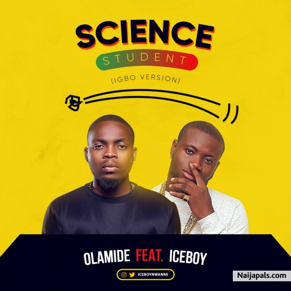 download science student by olamide