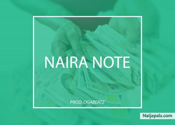 Ogabeatz - Wizkid Afro Pop Type Beat - Naira Note | Afro