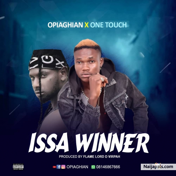 Issa Winner..Prod by Flame Lord D Virpah