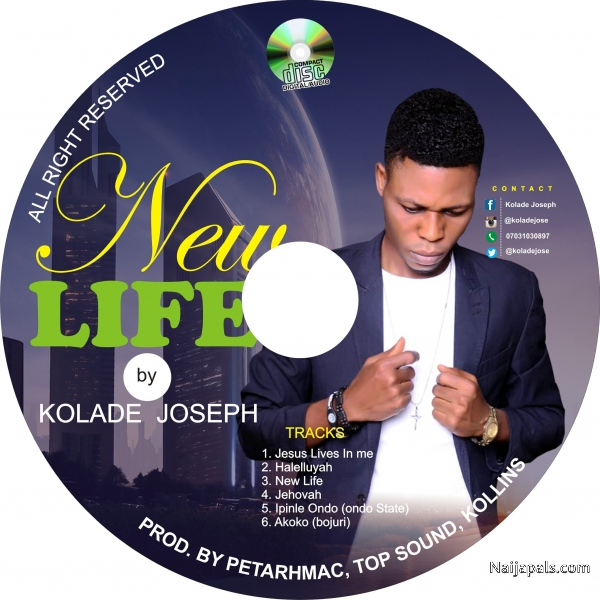 Kolade Joseph - Jehovah   Naija Songs // Naijapals