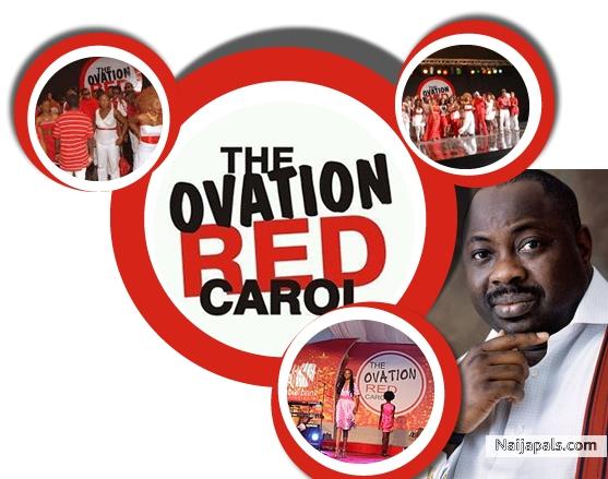 Higher (Ovation Red Carol)