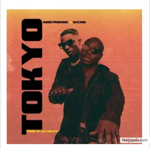 INSTRUMENTAL - TOKYO BY KING PROMISE FT. WIZKID - PROD. REAL MONEY STUDIO 07067375485