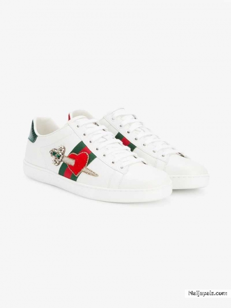 gucci sneakers [olamide