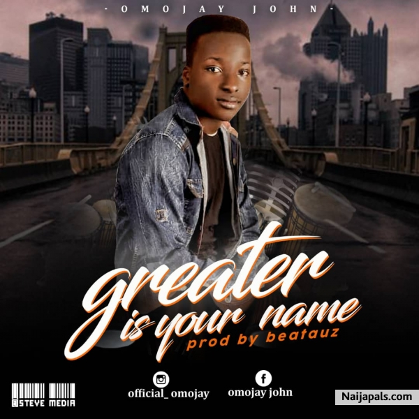 Greater is your name