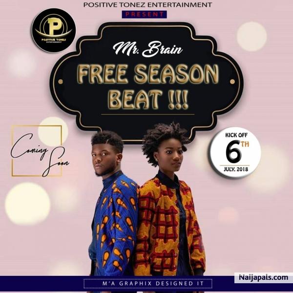 MR BRAIN - FREEBEAT SEASON18 afro pop   Download + Lyrics