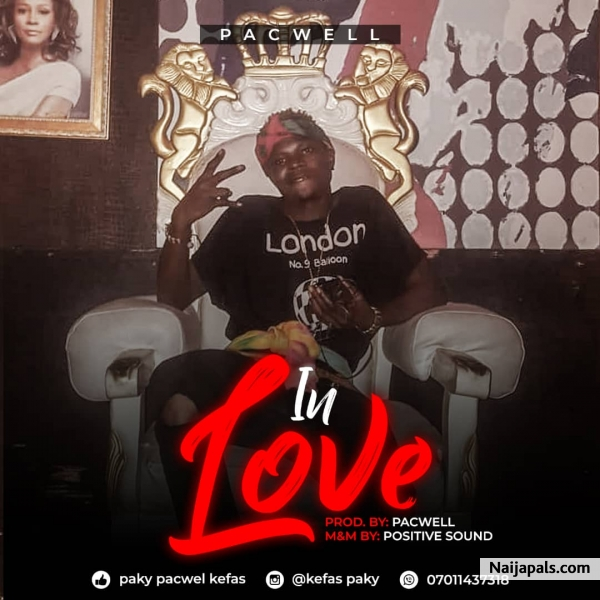 In Love (Prod. PacWel) - PacWel