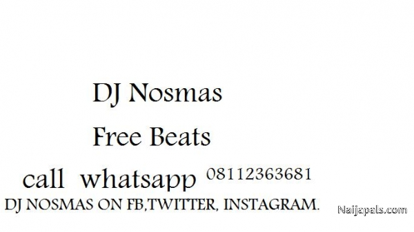 DJ Nosmas - Emi (Spirit)Free Beat | Naija Songs // Naijapals