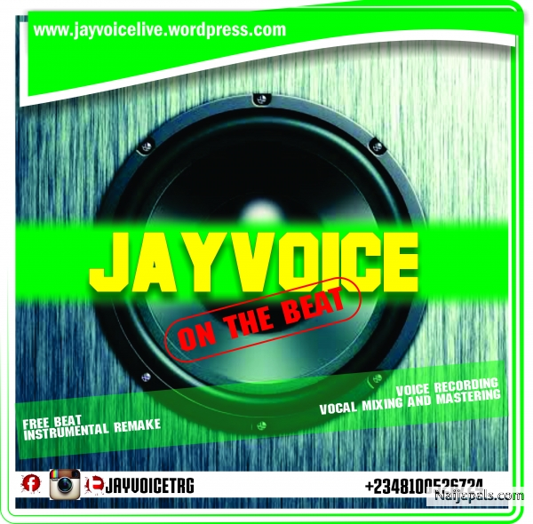 May 1 afro instrumental by Jayvoice +2348100526724