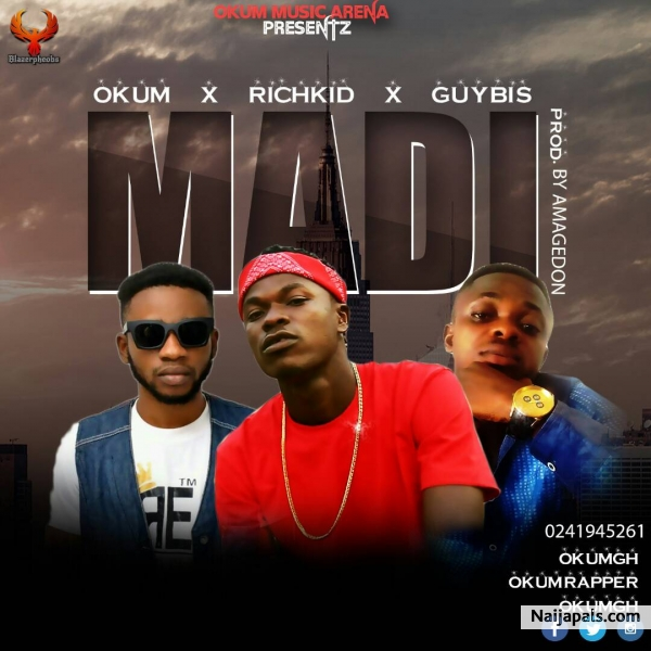 Okum-Madi ft Richkid X Gabiz prod(Izjoe).......mp3