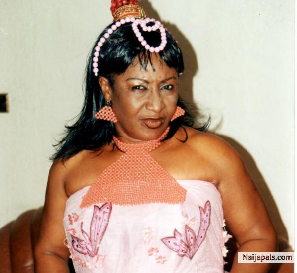 Queen Mother 1 Nigerian Movie Naijapals