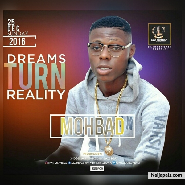 Mohbad - Dreams turn reality | Naija Songs // Naijapals