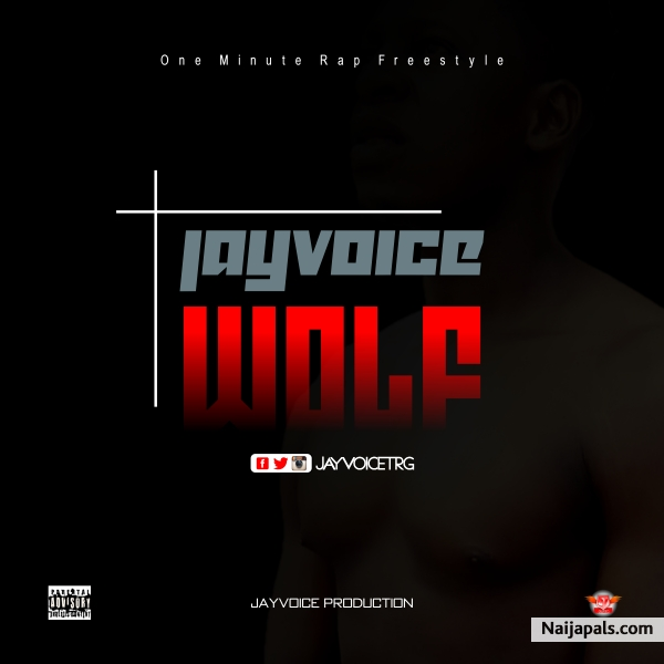 Jayvoice - wolf (freestyle)