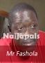 Mr Fashola