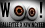 FALLEYTEE X KIWIN CYFERLEE