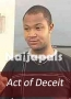 Act of Deceit 1