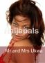 Mr and Mrs Ukwa