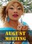 August Meeting 2