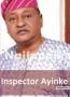 INSPECTOR AYINKE