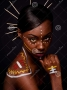 African Bad Girl by Jerry Scott